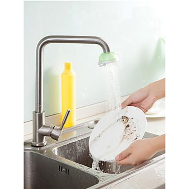 אביזר ברז - איכות מעולה - בוטיק / רגיל PVC (Polyvinylchlorid) / PP+ABS מסנן מורחב / מים קופצים עם הגלישה - סִיוּם - פלסטיק