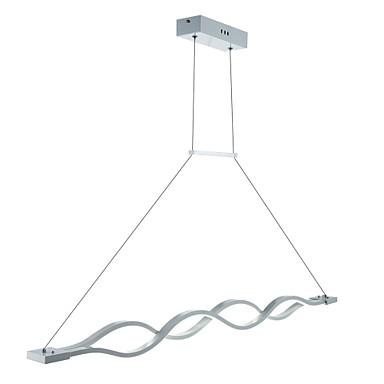 2-luz Lineal Lámparas Colgantes Luz Downlight - Mini Estilo, LED, 110-120V / 220-240V, Blanco Cálido / Blanco / Regulable con control