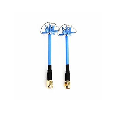 Aomway 5.8GHz FPV 4 Leaf Clover AV Transmission RHCP Antenna 1 Piece Transceiver Composite Material