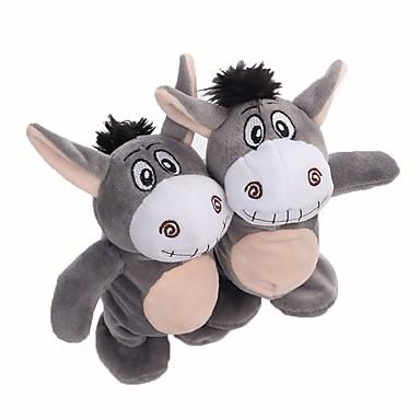 voordelige Knuffels & Pluche dieren-Varken Cow Knuffeldieren Sprekend Dieren Anime Unisex Meisjes Speeltjes Geschenk