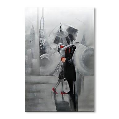 styledecor® nowoczesne ręcznie malowane uścisk abstrakcyjne płótno obraz olejny na płótnie
