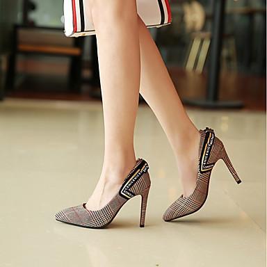 Tissu Noir Chaussures à Femme Printemps Talon Confort Evénement w1gqnxtFI
