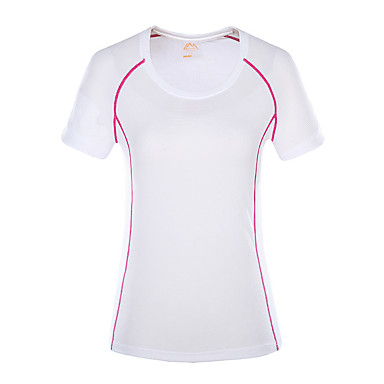 e1b2cb12 Women's Hiking T-shirt Outdoor Fast Dry Quick Dry Breathability  Sweat-Wicking Hiking T-shirts Camping & Hiking Apparel & Accessories  Activewear Tee ...