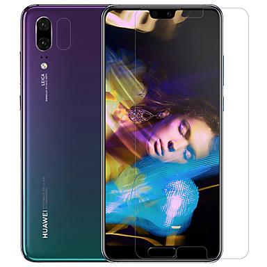 Ochrona ekranu na Huawei Huawei P20 ZWIERZĘ DOMOWE 2 szts Osłona na przód i obiektyw Bardzo cienkie / Matowe / Odporne na zadrapania