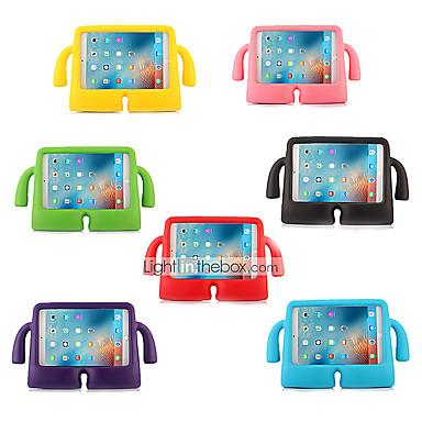 Capinha Para Apple iPad Mini 4 iPad Mini 3/2/1 iPad 4/3/2 iPad Air 2 iPad Air Antichoque Segura Para Crianças Capa Proteção Completa Côr