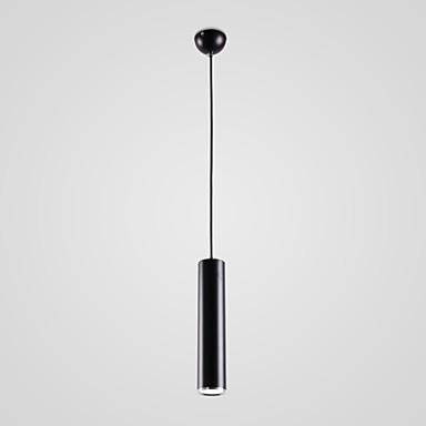 Sylinder Anheng Lys Nedlys Andre Metall LED 110-120V / 220-240V Varm Hvit / Hvit LED lyskilde inkludert / Integrert LED