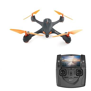 billige Fjernstyrte quadcoptere og multirotorer-RC Drone Hubsan H507D BNF 4 Kanaler 6 Akse 5.8G Med HD-kamera 2.0MP 720P Fjernstyrt quadkopter Hodeløs Modus / GPS Posisjonering