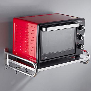 Kitchen Organization Cabinet Accessories Stainless Steel Storage 1pc