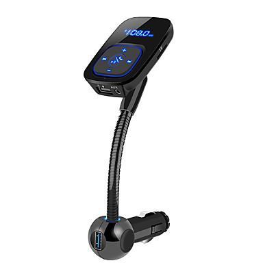 Auto Mp3 Player Auto Sonnenblende Lautsprecher Fm Transmitter Hands-free Bluetooth Stereo Audio Receiver Usb Seien Sie Freundlich Im Gebrauch Tragbares Audio & Video Unterhaltungselektronik
