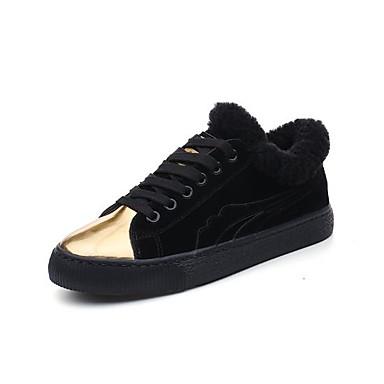 Basket Noir Plat Bout Véronèse Foncé Gris Toile Chaussures Rond Sfg1xwat