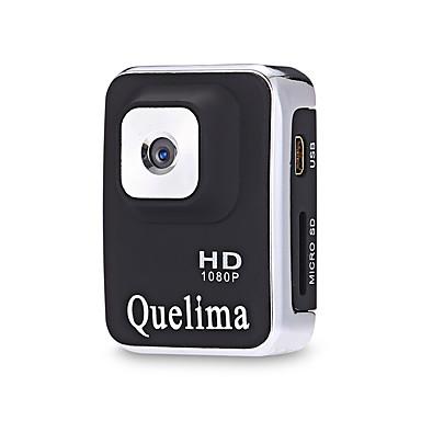 Quelima A3S 1080P Night Vision Rejestrator samochodowy 120 stopni Szeroki kąt CMOS Dash Cam z Wykrywanie ruchu Rejestrator samochodowy