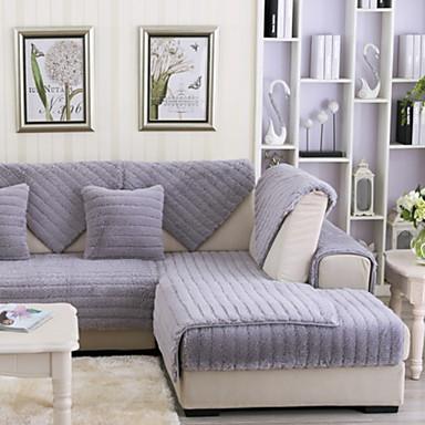Pokrowiec na sofę Solidne kolory Reactive Drukuj Poliester Slipcovers