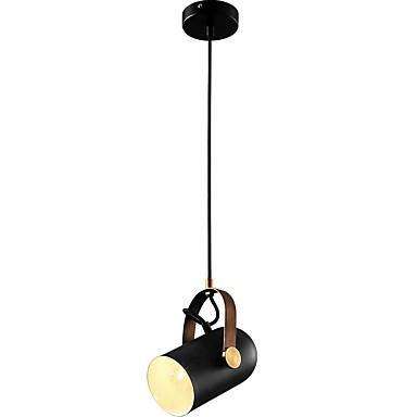 QIHengZhaoMing Мини Подвесные лампы Рассеянное освещение Окрашенные отделки Металл 110-120Вольт / 220-240Вольт Теплый белый Лампочки включены