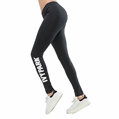 Pentru femei Pantaloni de yoga Sport Dresuri Ciclism Alergat, Fitness, Sală de Fitness Îmbrăcăminte de Sport  Respirabil, Uscare rapidă, Power Flex Înaltă Elasticitate