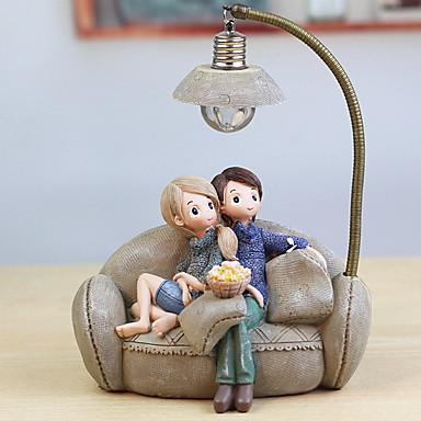 Regalos objetos decorativos decoraciones para el hogar resina estilo simple para decoraci n - Decoraciones para el hogar ...