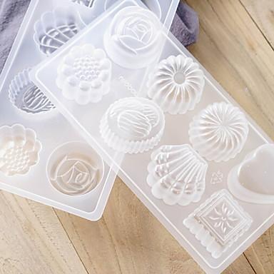 Narzędzia do pieczenia ABS + PC Kreatywny gadżet kuchenny / Zrób to Sam Lód / Pudding / Lód na patyku Przybory deserowe 1 szt.