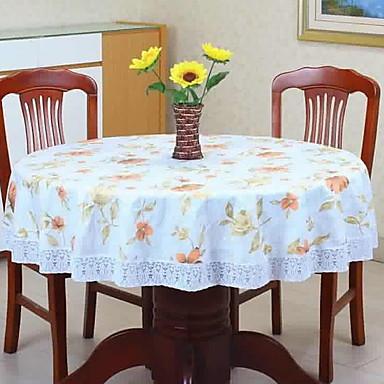 Współczesny / Klasyczny Zaokrąglanie Obrusy Geometryczny Dekoracje stołowe 1 pcs