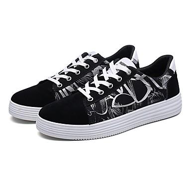 Chaussures Bout Confort Noir Eté Toile Violet Talon Femme 06683064 fermé Plat Noir blanc Basket qdC0wSAx