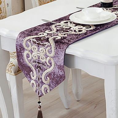 Współczesny Kwadrat Obrusy Geometryczny Dekoracje stołowe 1 pcs