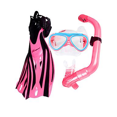 Kit para Snorkeling / Pacotes de Mergulho Protecção Natação, Mergulho Eco PC, Mistura de Material  Para Crianças