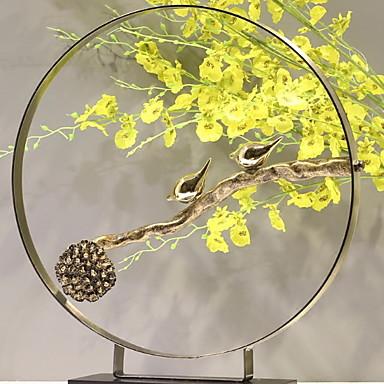 1 buc Reșină / MetalPistol Modern / ContemporanforPagina de decorare, Obiecte decorative / Decoratiuni interioare Cadouri