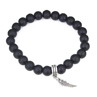 Pentru femei Obsidian Bratari Strand - Vintage, Modă Brățări Negru Pentru Zilnic Școală