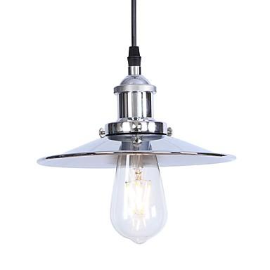 Lumini pandantiv Lumini Ambientale Metal Stil Minimalist, Model nou 110-120V / 220-240V Becul nu este inclus / E26 / E27