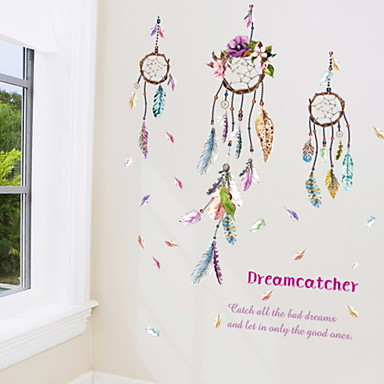Decorative Wall Stickers - Plane Wall Stickers Still Life Living Room / Bedroom