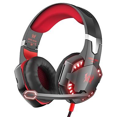kotion fiecare earbud bluetooth 4.2 căști căști din material plastic de conducere căști stereo / cu microfon / cu setul de căști de control al volumului
