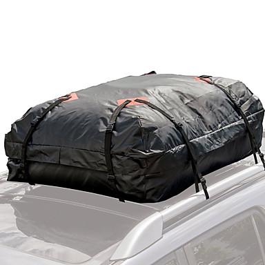 ba334be1d2 Τσάντα ταξιδιού 400 L - Αντιανεμικό Ανθεκτικό στην υπεριώδη ακτινοβολία  Αδιάβροχο Εξωτερική Κατασκήνωση Ταξίδια Traseu ειδική Υλικό Μαύρο