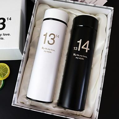 Drinkware Oțel inoxidabil Cupa vid Reținerea de căldură 2 pcs