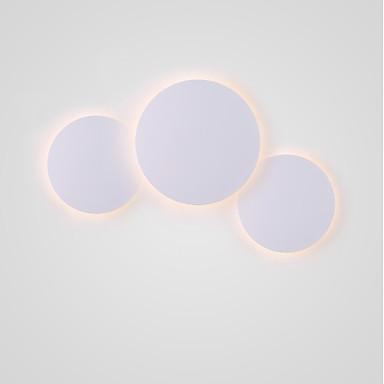 CONTRACTED LED Mat LED / Modern / Contemporan Becuri de perete Sufragerie / Dormitor / Cameră de studiu / Birou Metal Lumina de perete