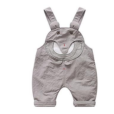 Bebelus Unisex De Bază Mată Salopetă / Copil
