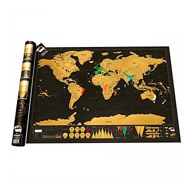 Jocuri Glume Hărți Școală / Model nou Hârtie Kraft 1 pcs Adulți Toate Cadou