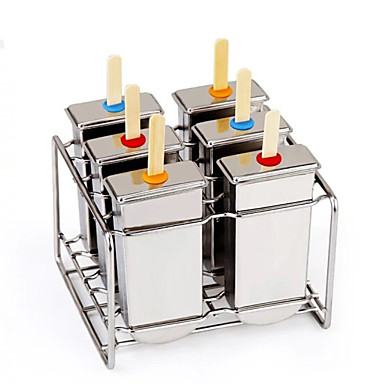 Instrumente de coacere Teak Bucătărie Gadget creativ / Reparații Gheață / Inghetata din suc Instrumente de desert 1 buc