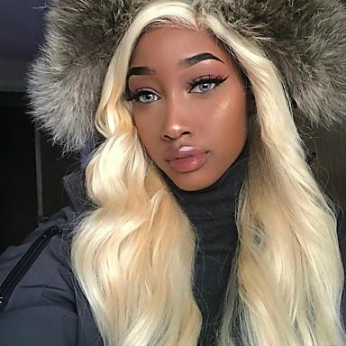 Virgin Human Hair Lace Front Wig Nicki Minaj Style