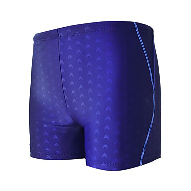 Kaiyulang Bărbați Pantaloni Scurți de Înot Rezistența la clor, Uscare Rapidă, Purtabil Nailon Pant scurt Costume de Baie Costum de plajă Pantaloni Scurti Mată Înot / Înaltă Elasticitate