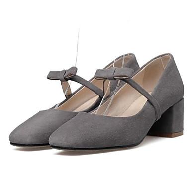 à Evénement Printemps Talon 06810183 Noir Confort Bottier Daim Femme Kaki Chaussures Gris Talons amp; Soirée Chaussures qwX0WE6
