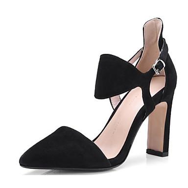 Noir Chaussures Talons Escarpin Femme à 06782268 Peau Printemps Confort Bottier mouton Violet Talon Marron Chaussures Basique de OxYYdvqw
