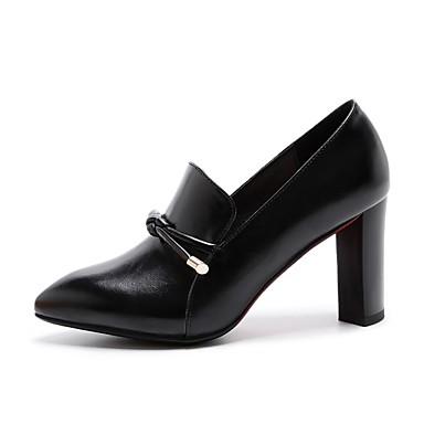 Vert 06833051 Femme à Bottier Noir Talons Chaussures Microfibre Talon Automne Chaussures Confort FXUWFvP