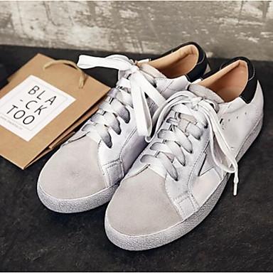 Plat Cuir Basket Bout Printemps Confort Femme Eté Vert Chaussures 06796921 Noir Nappa Talon fermé xqYgn8w