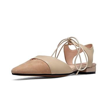 Chaussures Block Daim Confort Foncé Printemps Noir Heel Brun Femme Sandales Amande été 06832850 SdnWww4