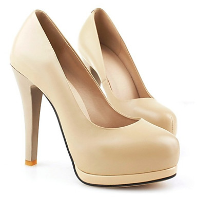 Eté Aiguille Talons 06840627 à Noir Basique Chaussures Cuir Talon Nappa Escarpin Amande Chaussures Femme taFqvx