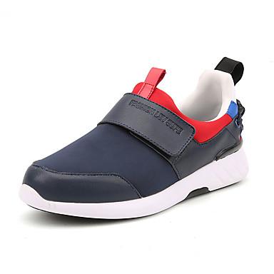 Muškarci Mrežica Ljeto Udobne cipele Sneakers Crn / Sive boje / Plava