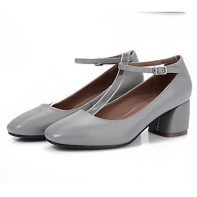 Confort Femme Rouge Chaussures Gris Hiver Talons Cuir 06833513 Nappa Talon Vin Bottier Chaussures à WIgAPrUIx