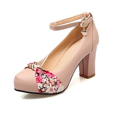 Polyuréthane Confort Noir Beige Talons Rose Talon à Femme Printemps été Bottier 06840491 Chaussures Chaussures 5wnPIqpU