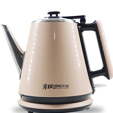 Električni Kettles Prijenosno Nehrđajući čelik Voda pećnice 220-240 V 1360 W Kuhinjski aparati