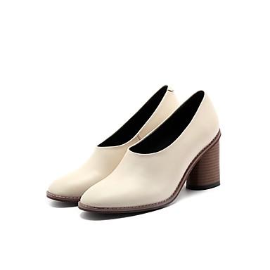 Bottier Noir Basique Escarpin Chaussures Beige 06840645 Talons Chaussures Cuir Eté Femme à Talon BwOvqzZaW