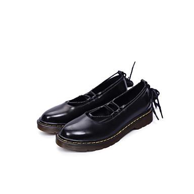 Chaussures Polyuréthane Noir rond Femme été Confort Bottier Kaki Bout Bride Bateau Talon de Printemps 06783209 Chaussures Cheville Vin wS5dq5xgA6