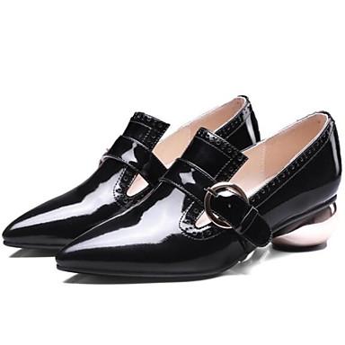 Noir et Chaussures Mocassins Vert Chaussons Bout Printemps Confort Cuir Talon Nappa hétérotypique Eté D6148 Femme fermé 06841398 nqU0Y6dxq